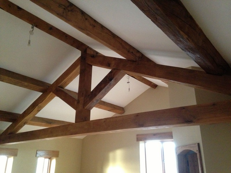 Beams Amp Roof Trusses
